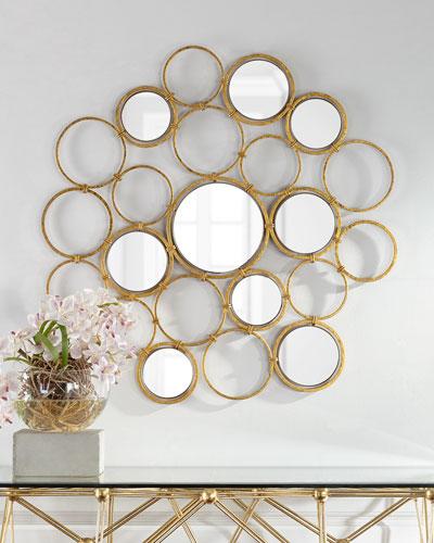 Eccentricity Wall Mirror