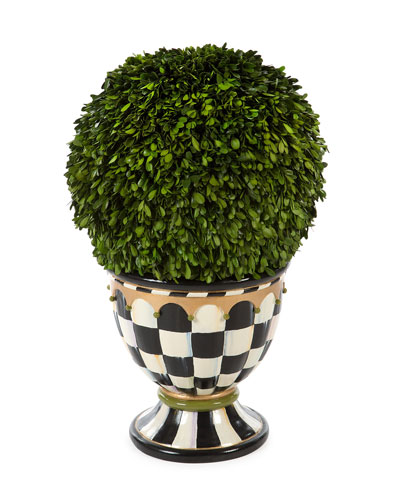 Architect's Topiary Urn