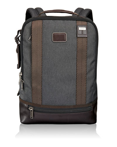 Alpha Bravo Anthracite Dover Backpack