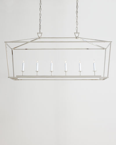 Darlana Linear 6-Light Pendant