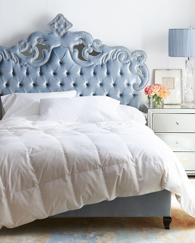 Julia King Tufted Bed