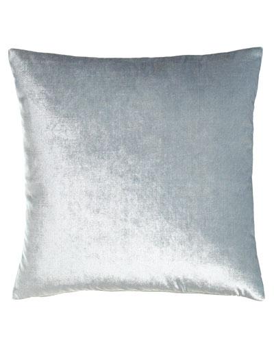 Venice Mist Blue Pillow