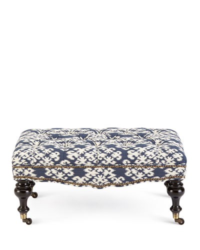Marvelous Nailhead Trim Ottoman Neiman Marcus Caraccident5 Cool Chair Designs And Ideas Caraccident5Info