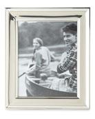 "Cove Silver 8"" x 10"" Picture Frame"