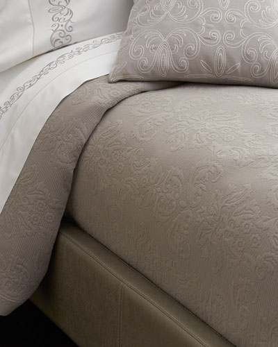 King Teague 3-Piece Coverlet Set