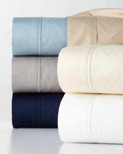 King Bedford Quilted Coverlet