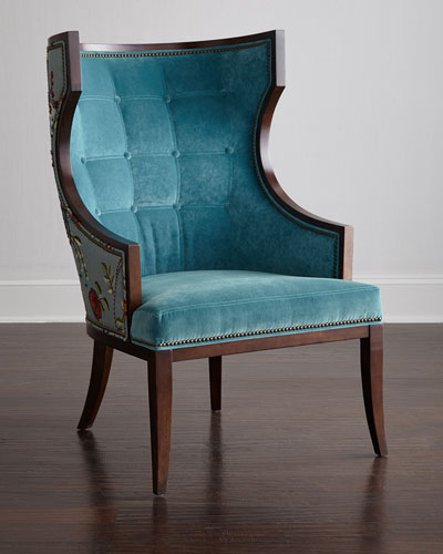 Cyrene Wing Chair