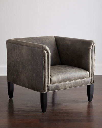 Elin Leather Chair