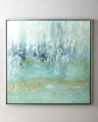 """Wave Break"" Giclee"