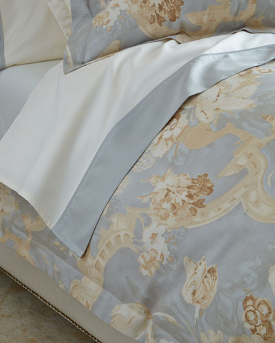 Queen Emilia 624TC Flat Sheet