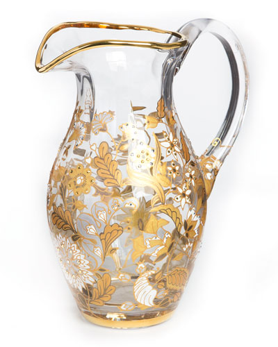 Painted Pitcher