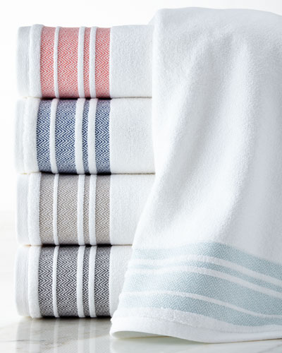 Oxford Hand Towel