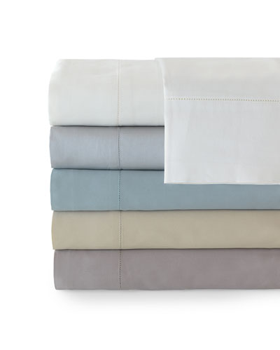 King 300TC Fitted Sheet