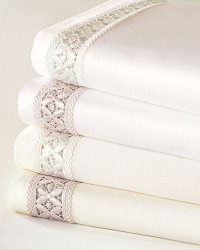 Standard 300TC Juliet Pillowcase