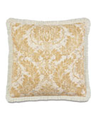 Eastern Accents Fringed Sabelle Pillow, 27