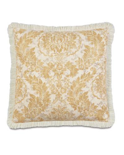 Fringed Sabelle Pillow, 27