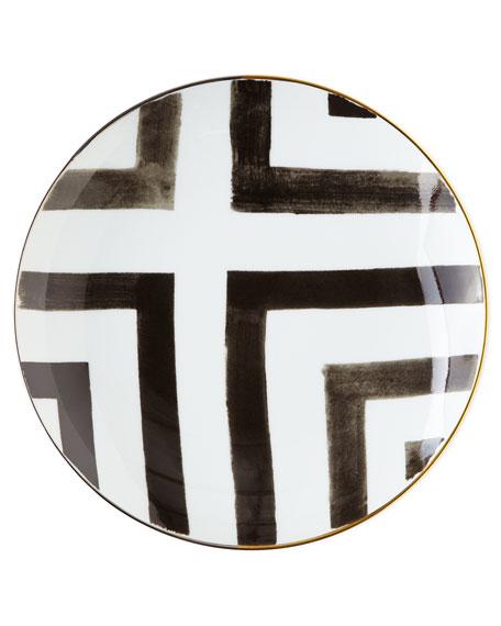 Christian Lacroix Sol y Sombra Dessert Plate