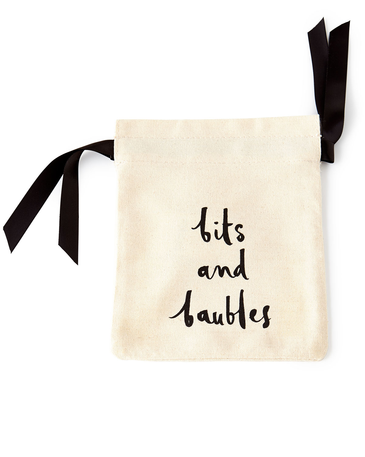 Bits and Baubles Jewelry Pouch
