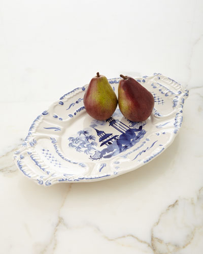 Baroque Serving Platter