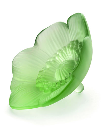 Green Anemone Sculpture