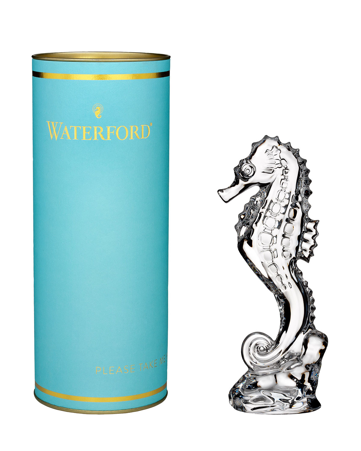 Waterford Crystal Giftology Seahorse