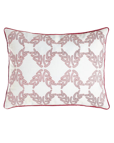 Braid Pillow, 16