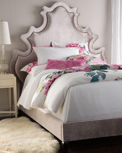 Pompidou Queen Bed