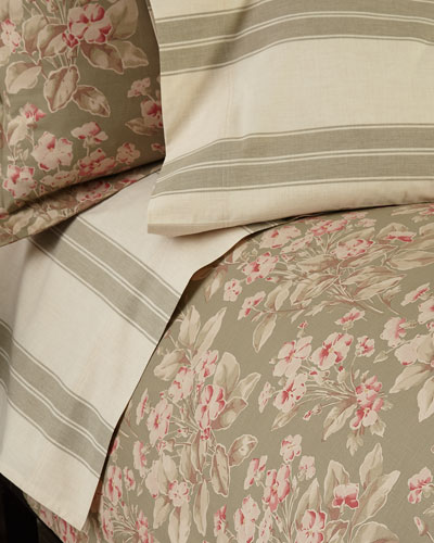 Queen Further Lane Fitted Sheet