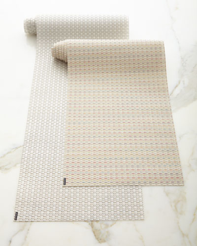 Wicker Table Runner