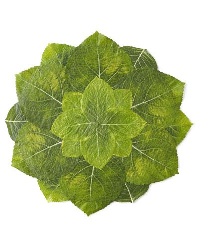 Hydrangea Leaf Placemat