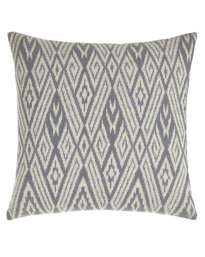 Fog Ikat Pillow, 20