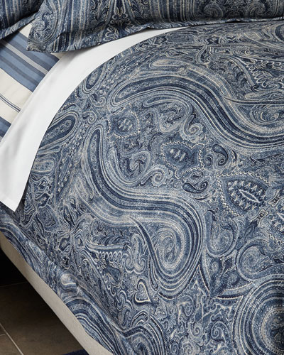 King Allister Duvet Cover