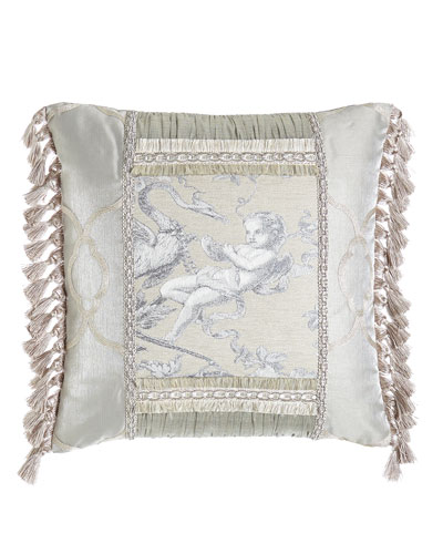 Gabriella Pieced Pillow, 18