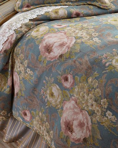 Queen Florabundance Duvet Cover