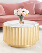 Cosmo Marble Coffee Table