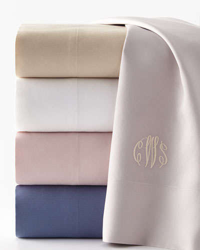 Full Silken Solid Sheet Set