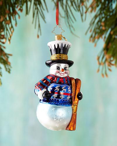 Alpine Delight Christmas Ornament