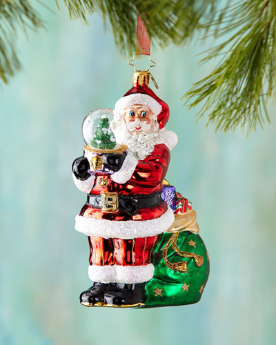 Winterland Treasure Christmas Ornament