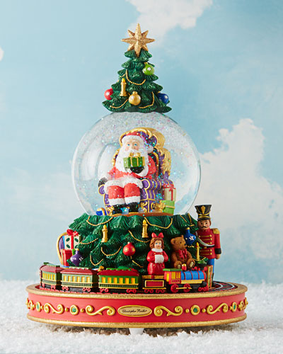 Treasure Tree Snowglobe