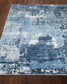 Blue Horizon Rug, 10' x 14'