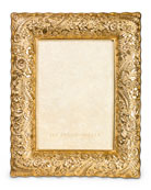 "Ruffle-Edge Floral 5"" x 7"" Picture Frame"