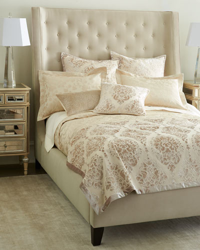 Ellsbury Tufted Queen Bed