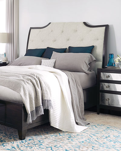 Sherleen Tufted King Bed