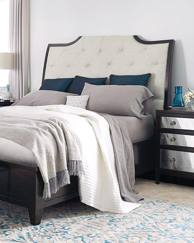 Sherleen Tufted Queen Bed
