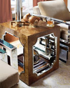 Bernhardt Tavian Luxe End Table