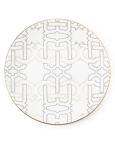 Grande Harrison Salad Plate, Set of 4