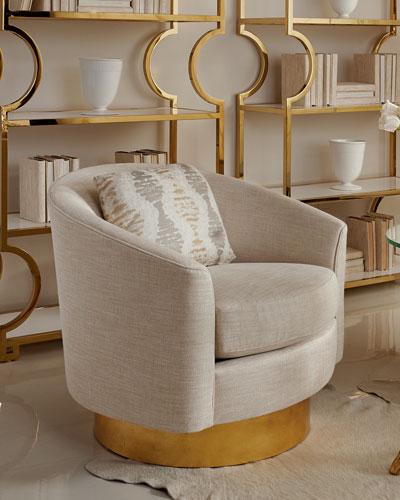 Hayworth Swivel Chair