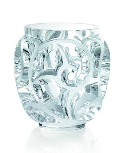 Tourbillions Clear Vase