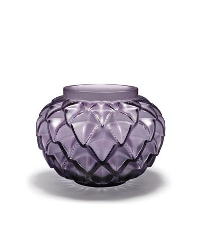 Violet Languedoc Small Vase