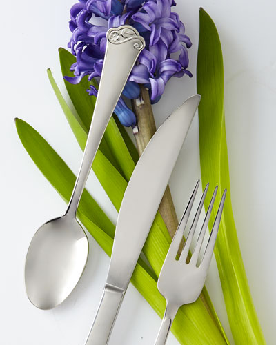 20-Piece Royal Gardens Flatware Service